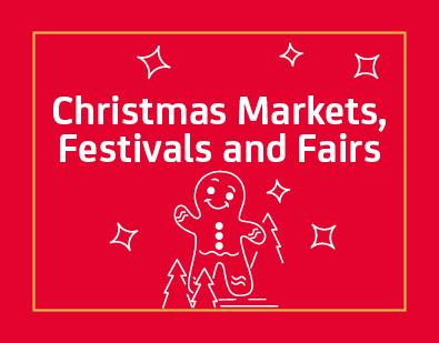 Thumbnail for Christmas Markets, Festivals and Fairs
