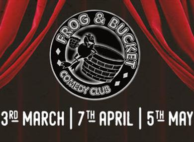 Frog and Bucket Comedy Club