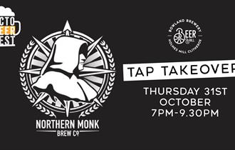 Tap Takeover with Northern Monk Brew Co