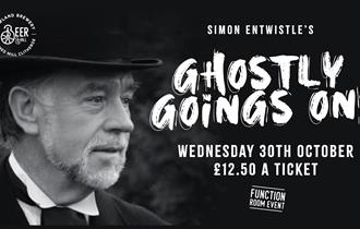 Ghostly Goings On With Simon Entwistle