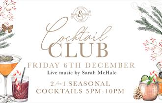 Festive Cocktail Club