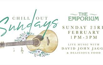 Chill Out Sunday with David John Jaggs