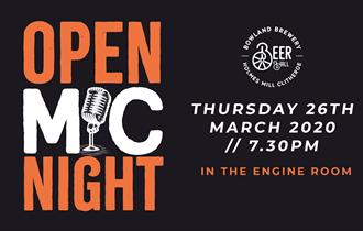 Bowland Beer Hall Open Mic Night