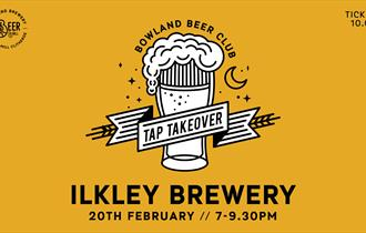 Ilkley Brewery Tap Takeover