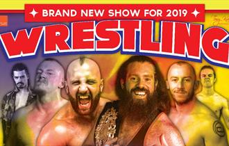 Megaslam Wrestling: 2019 UK Tour