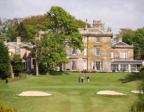 Shaw Hill Golf & Spa Hotel