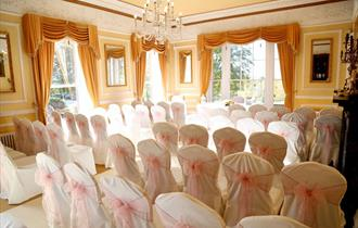 Wedding Fayre Shawhill Golf Hotel & Spa