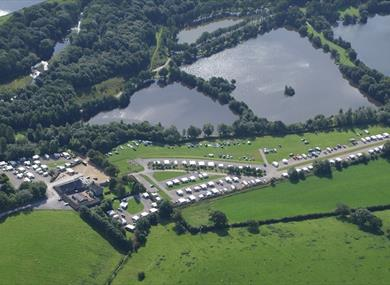 Wyreside Lakes Fishery & Campsite