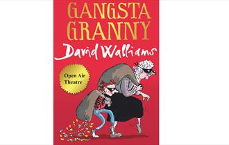 Gangsta Granny - Open Air Theatre at Brockholes Nature Reserve