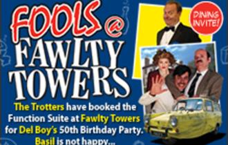 Fools @ Fawlty Towers Lancaster