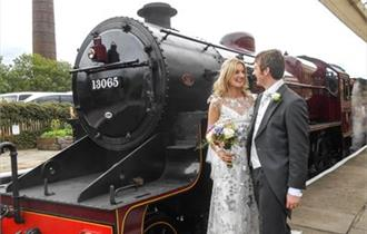 East Lancashire Railway Weddings