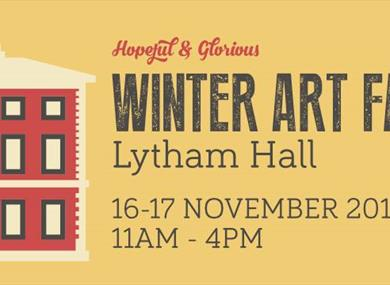 Hopeful & Glorious Arts & Crafts Fair at Lytham Hall