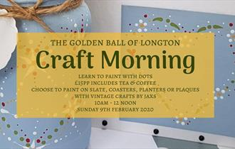 Dotting Paint Workshop