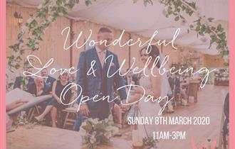 Wonderful Love and Wellbeing Open Day