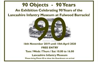 90 Objects - 90 Years