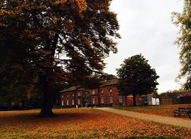 Awesome Autumn Adventures in Chorley