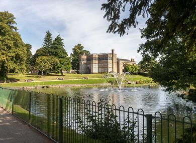 Astley Hall Museum and Art Gallery