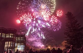 Astley Bonfire and Fireworks