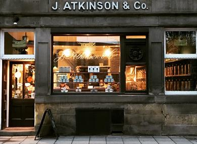 J Atkinson & Co - Tea and Coffee Specialists
