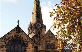 Churches & Monuments Cycle Route - West Lancashire