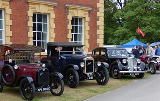 Lytham Hall Classic Car and Motorcycle Show