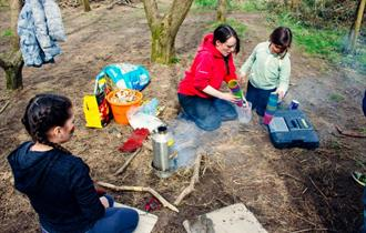 Forest School Family Fun