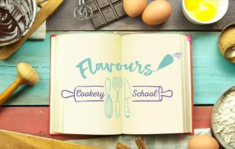 Bake a Story with special guest at Flavours Cookery School