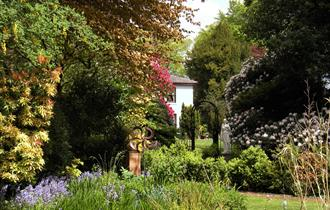 Barbara Barlow's Cottage Garden - Now known as The Ridges Gardens