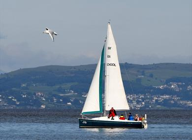 Summer of Adventure in Morecambe Bay