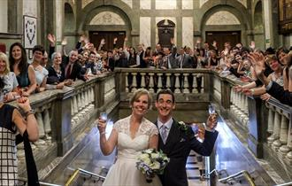 Lancaster Town Hall wedding venue