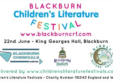 Blackburn Children's Literature Festival