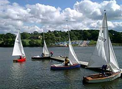 Burwain Sailing Club