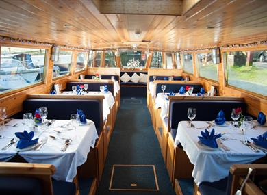 Weekend Charter Hire For Private Cruises