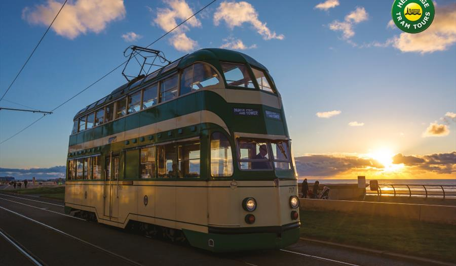 Heritage Tram Tours November GOLD Weekend