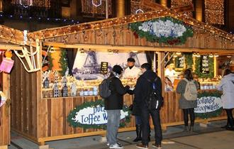 Blackburn Christmas Markets