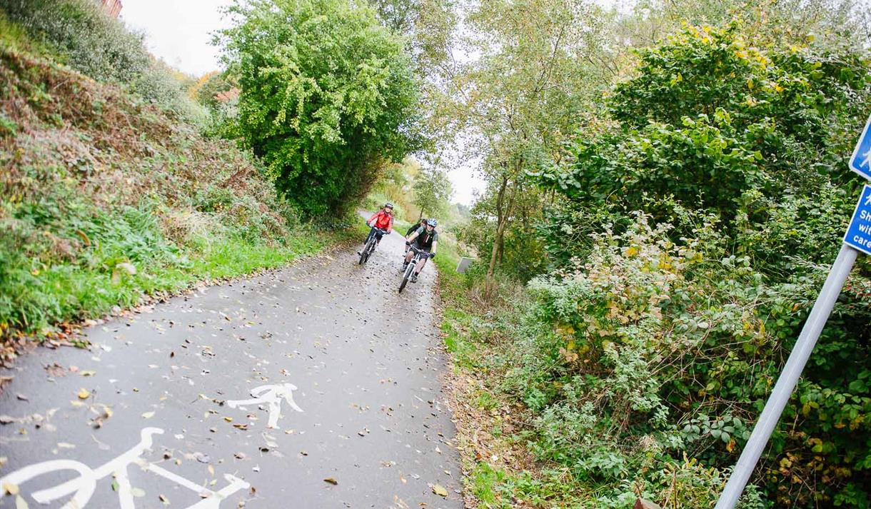 Cycle Preston and South Ribble