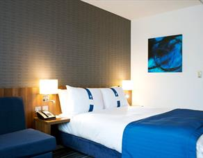 Double Room at the Holiday Inn Express, Preston South
