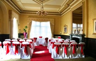 Weddings at The Dunkenhalgh