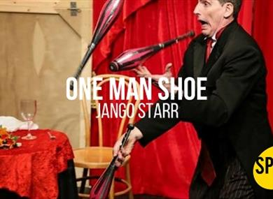 One Man Shoe by Jango Starr