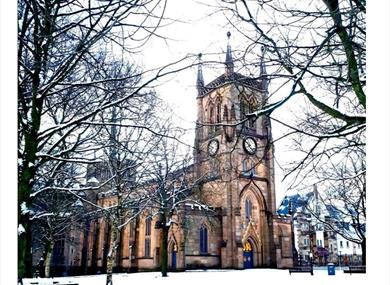 Blackburn Cathedral Frost Fair
