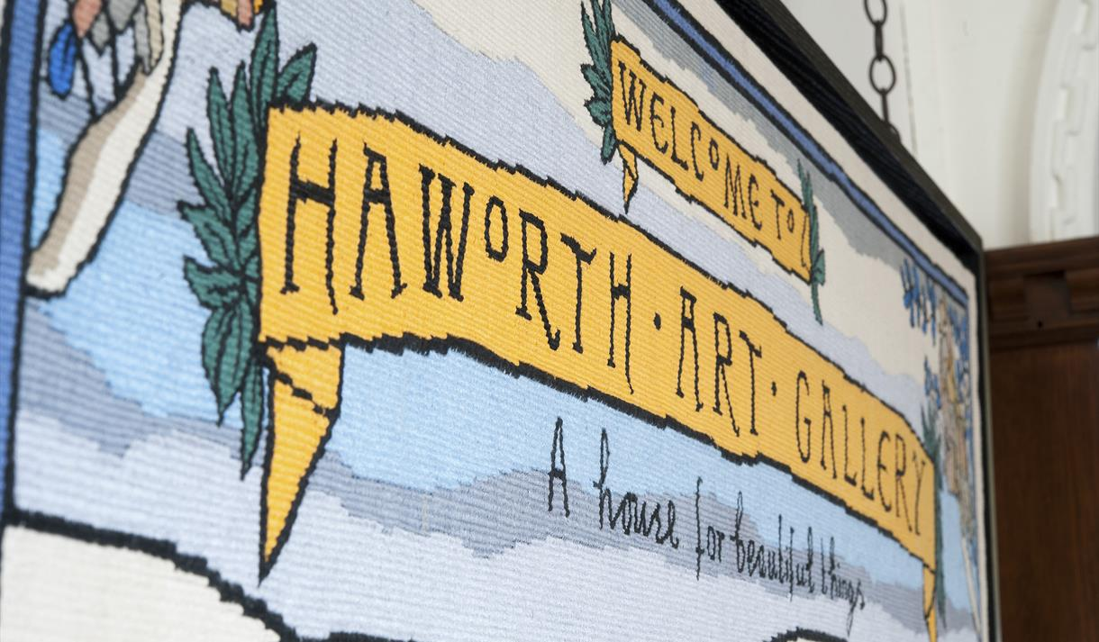 Haworth Art Gallery (Tiffany Glass)