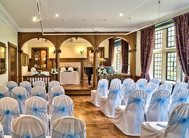 Weddings at the Haworth