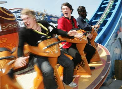 Blackpool Attractions - Nicelodeon Land