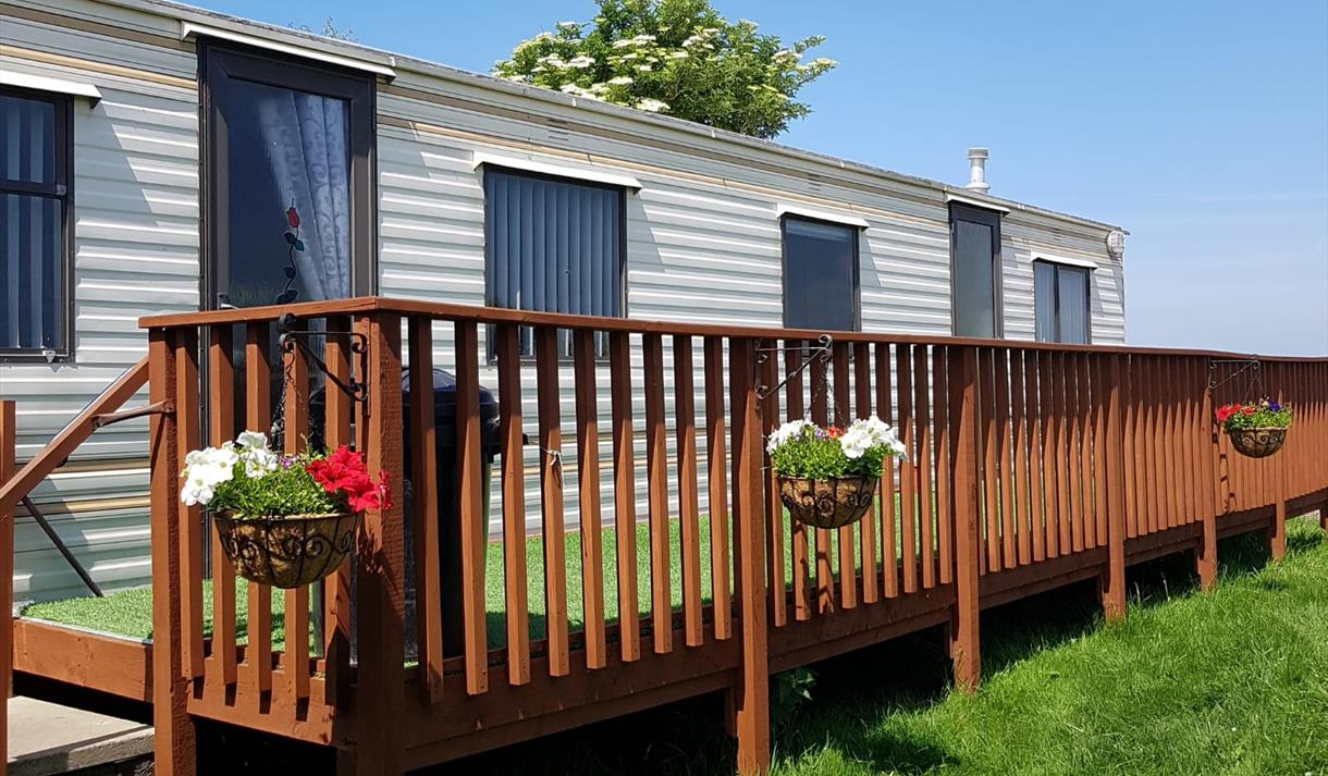 Cosy Nook Holiday Caravan