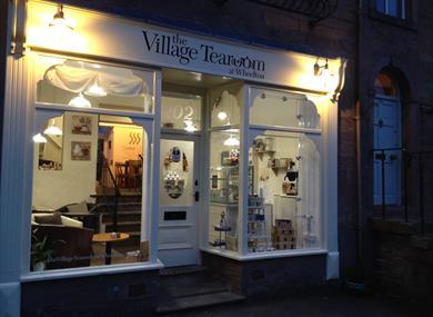 Village Tea Room Wheelton