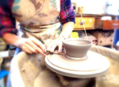 Pilling Pottery