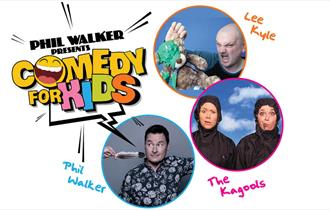 Comedy For Kids July