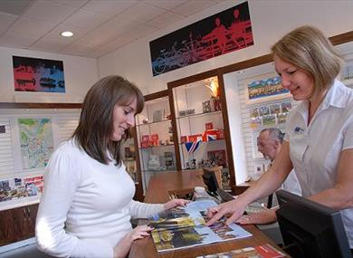 Lancaster Visitor Information Centre