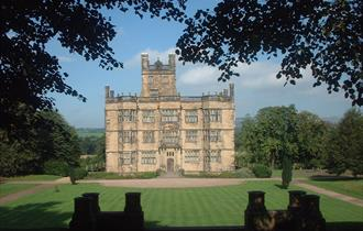 Heritage Open Day at Gawthorpe Hall