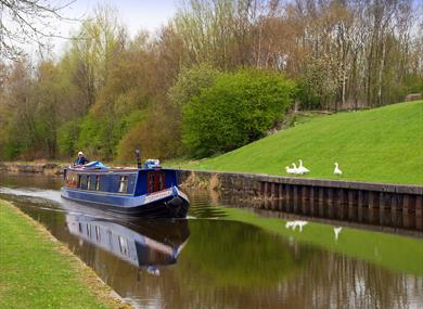 The Leeds Liverpool Canal